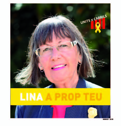 Lina a prop Teu